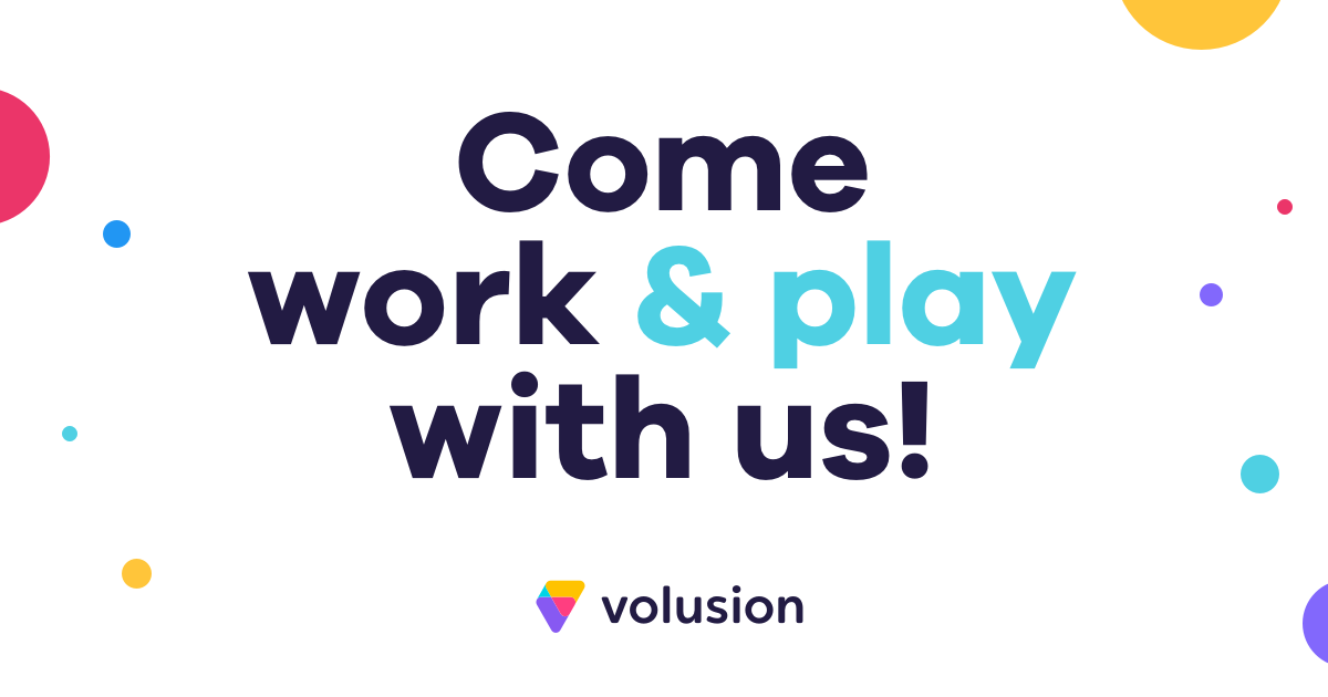 Careers and Jobs at Volusion