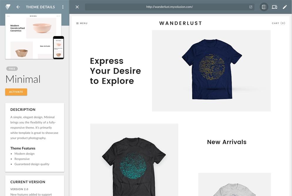Online Web Store Builder Build An Ecommerce Website