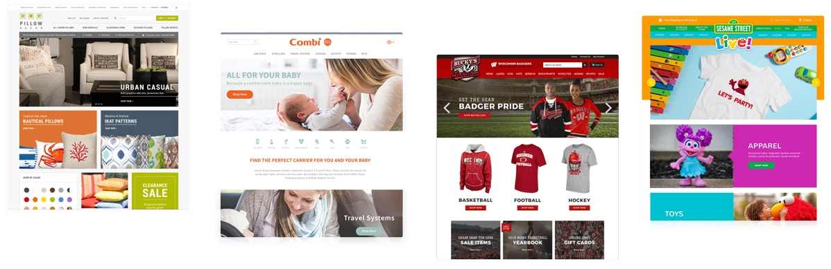 Volusion Ecommerce Website Design   Creative that Sells More