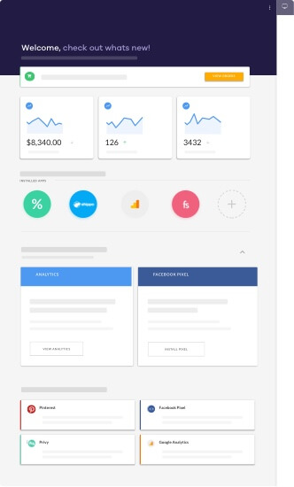 Ecommerce Website Builder - All the Features You Need to