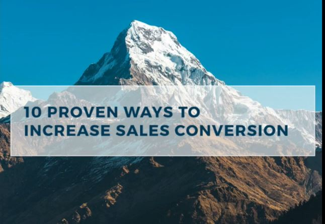 Boost Store Sales with Volusion's Conversion Webinar