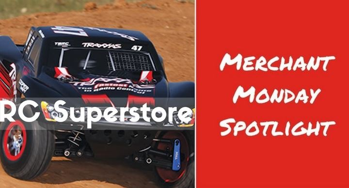 Merchant Mondays: RC Superstore