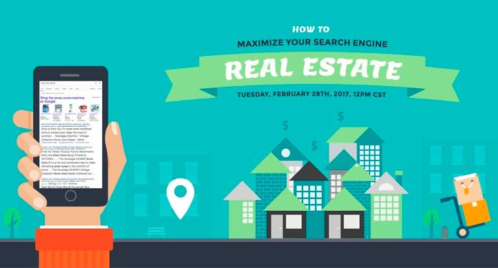 Register for Our How to Maximize Your Search Engine Real Estate Webinar