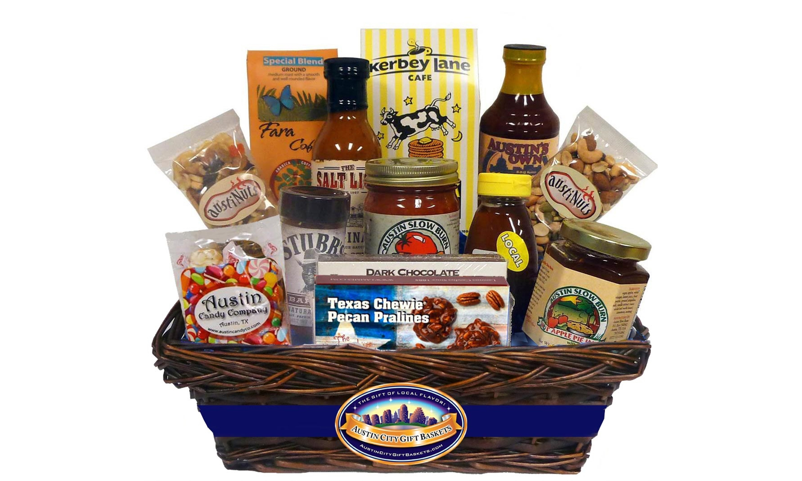 Behind the Business: Austin City Gift Baskets