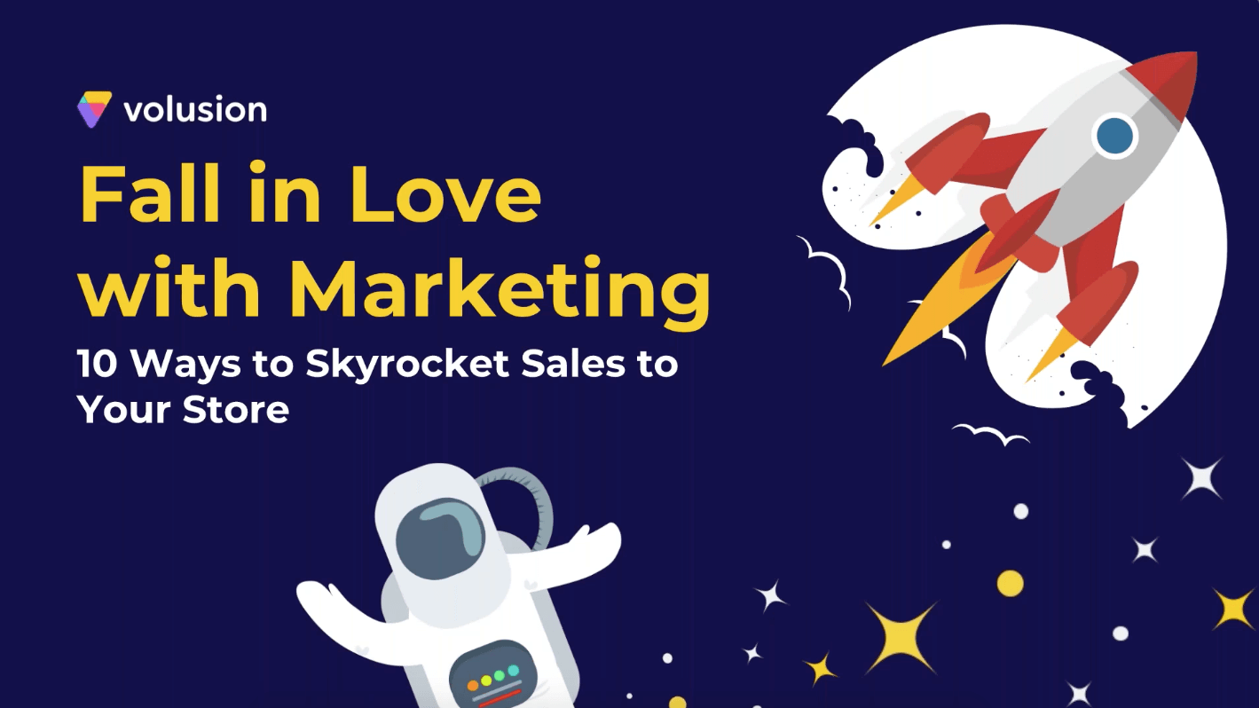 Watch the Webinar: Fall in Love with Marketing