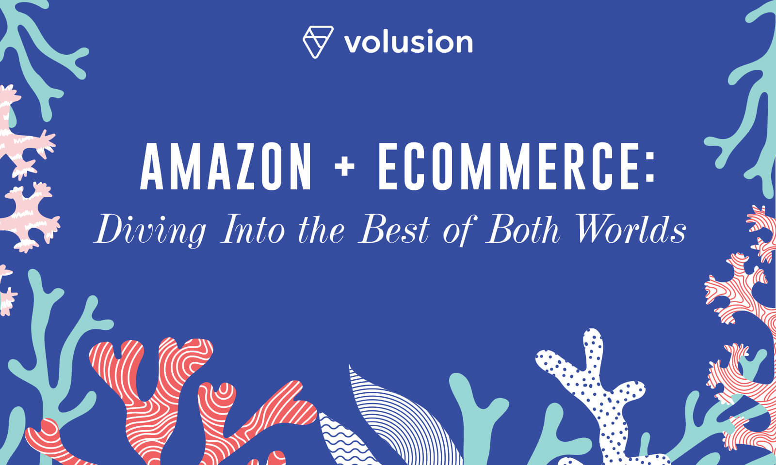 Webinar: Amazon + Ecommerce: Diving Into the Best of Both Worlds