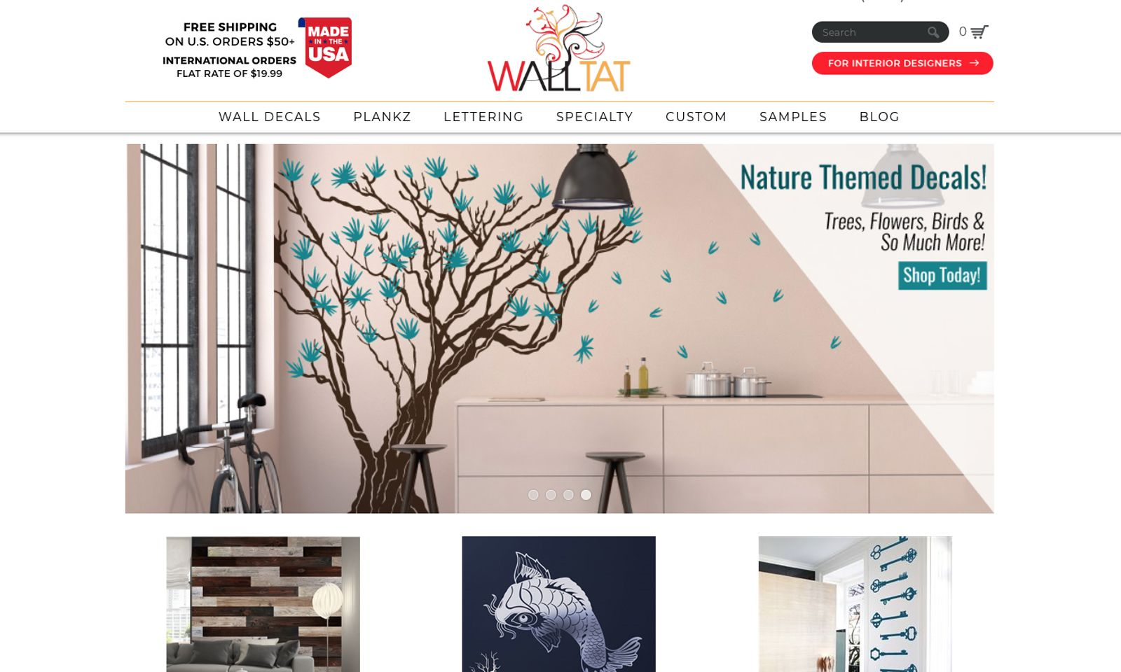 Merchant of the Month: WallTat