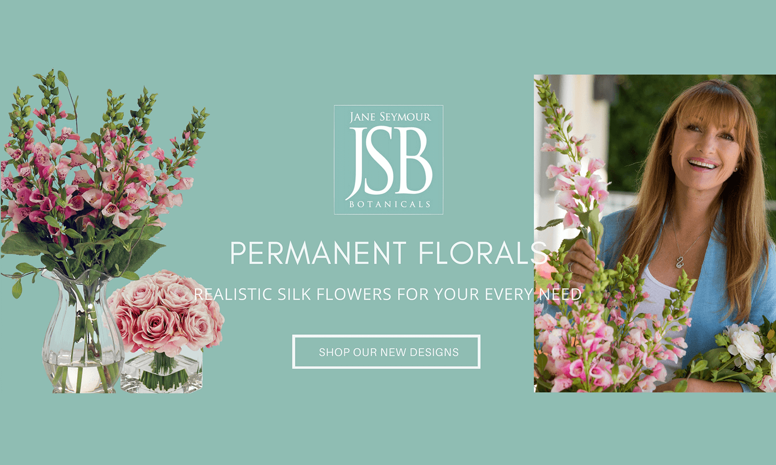Merchant of the Month: Jane Seymour Botanicals