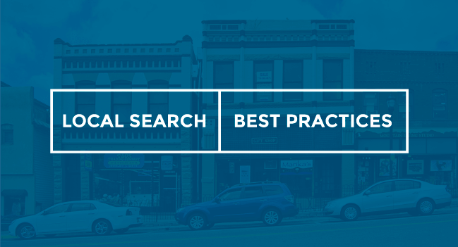 5 Online Marketing Best Practices for Local Businesses