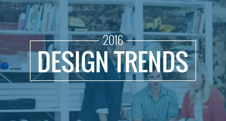 Design Trends You'll See Everywhere in 2016