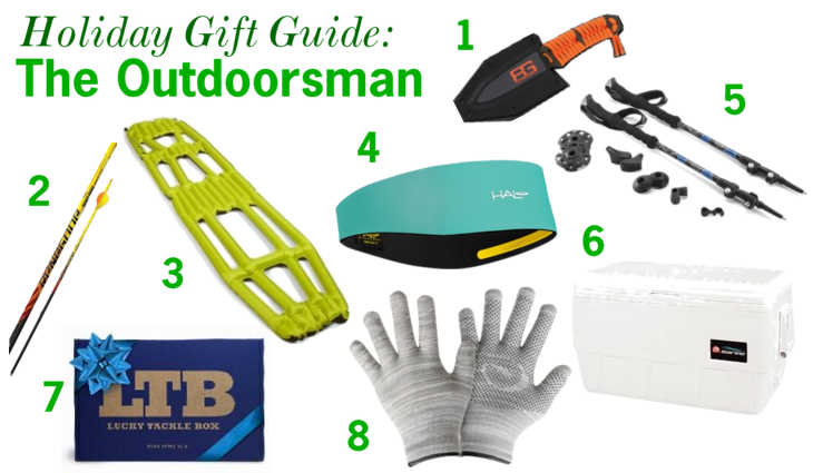 Holiday Gift Guide - The Outdoorsman