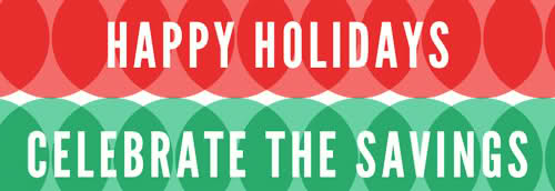 Celebrate the Holidays Graphic