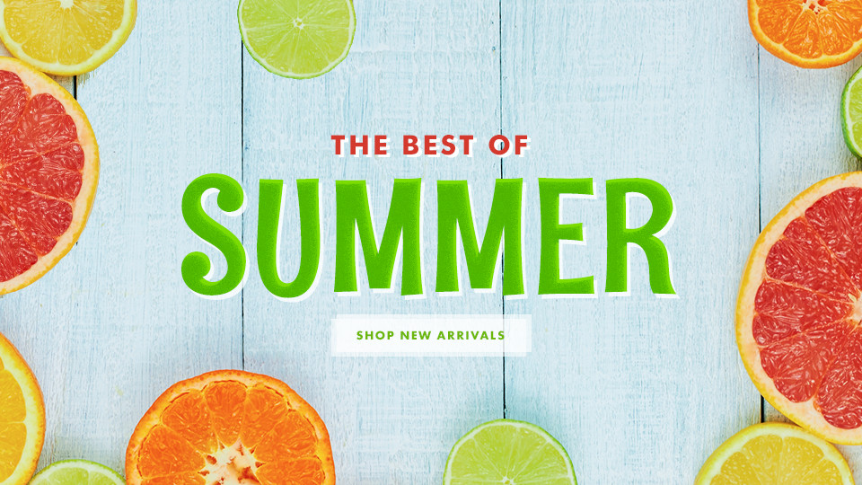 The Best of Summer graphic