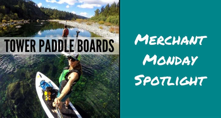 Merchant Mondays: Tower Paddle Boards
