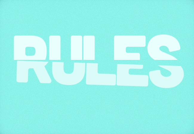 the 7 grammar rules you can and should break
