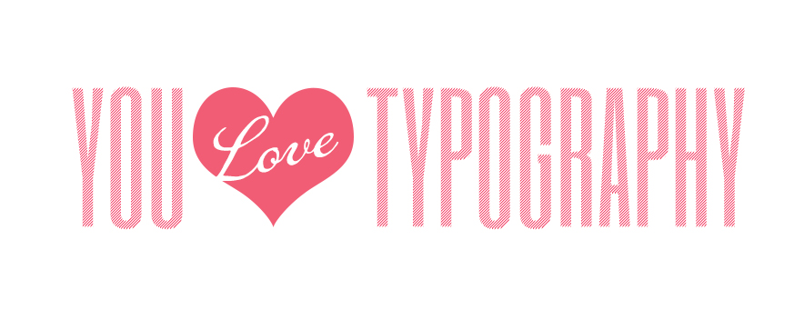 lovetypography