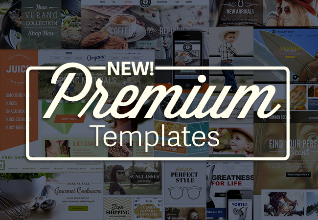 Volusion Templates | Announcing 12 New And Irresistible Premium Templates For 2014