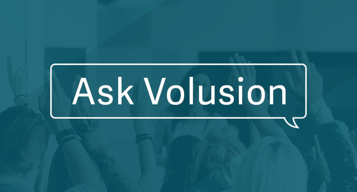 Monthly Ask Volusion